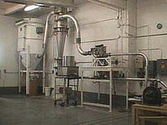 prater toll processing equipment