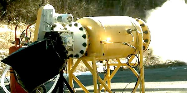 Prater Rotary Airlock Valve NFPA-69 Testing